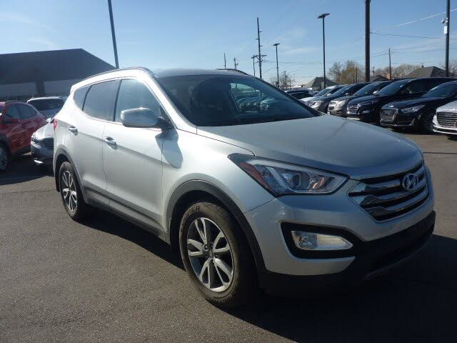 2016 Hyundai Santa Fe Sport 2.0T AWD