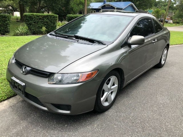 2007 Honda Civic Coupe EX