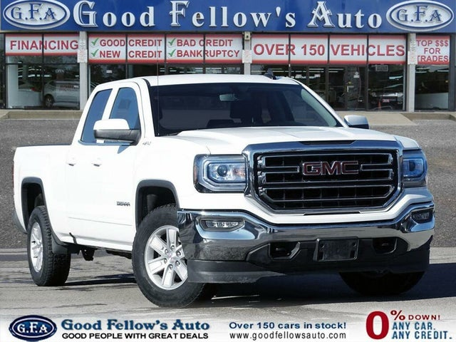 2019 GMC Sierra 1500 Limited SLE Double Cab 4WD