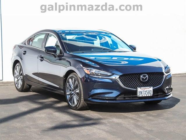 2019 Mazda MAZDA6 Grand Touring FWD