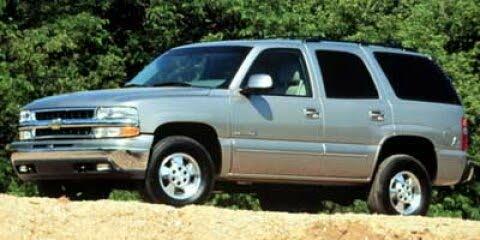 2000 Chevrolet Tahoe Z71 4WD