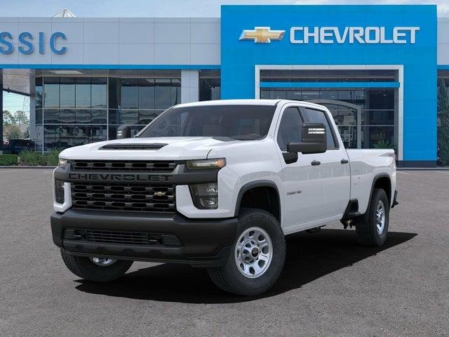 2021 Chevrolet Silverado 3500HD Work Truck Crew Cab 4WD