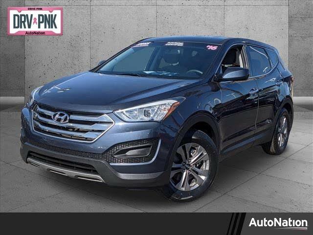2016 Hyundai Santa Fe Sport 2.4L FWD