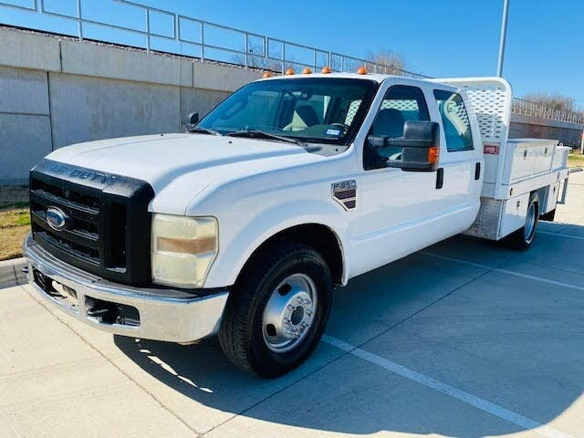 2008 Ford F-350 Super Duty XLT Crew Cab DRW