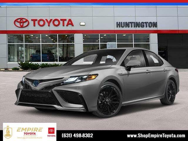 2021 Toyota Camry Hybrid XSE FWD