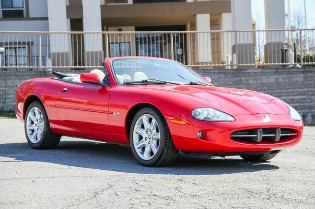 1999 Jaguar XK-Series XK8 Convertible RWD