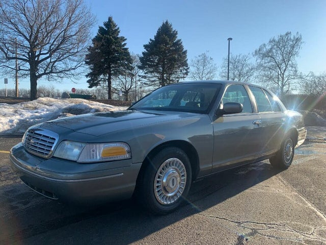 2000 Ford Crown Victoria STD