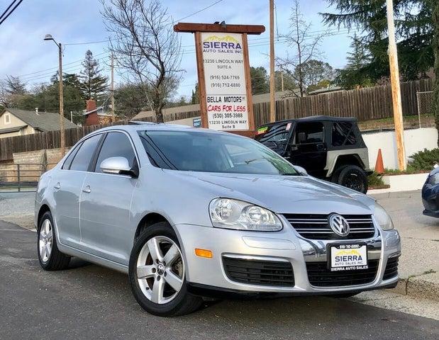 2008 Volkswagen Jetta SEL