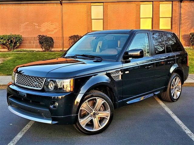 2012 Land Rover Range Rover Sport Autobiography