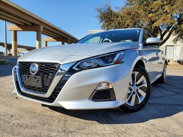 2021 Nissan Altima 2.5 S FWD