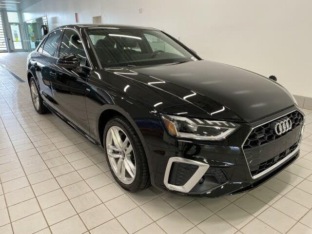 2020 Audi A4 2.0T quattro Premium Plus AWD