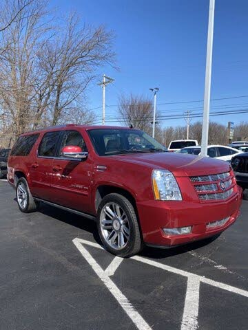 2014 Cadillac Escalade ESV Premium 4WD