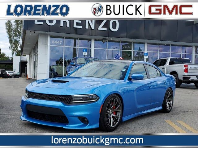 2016 Dodge Charger SRT 392 RWD