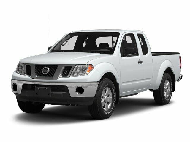 2013 Nissan Frontier Desert Runner King Cab LWB