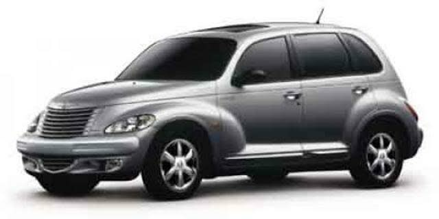 2004 Chrysler PT Cruiser Touring Turbo Wagon FWD