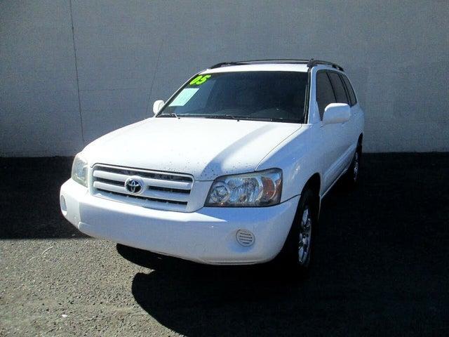 2005 Toyota Highlander Limited V6