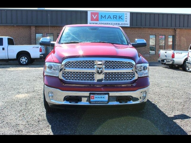 2013 RAM 1500 Laramie Crew Cab 4WD