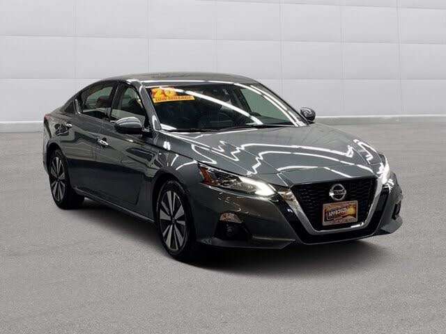 2020 Nissan Altima 2.5 SL FWD