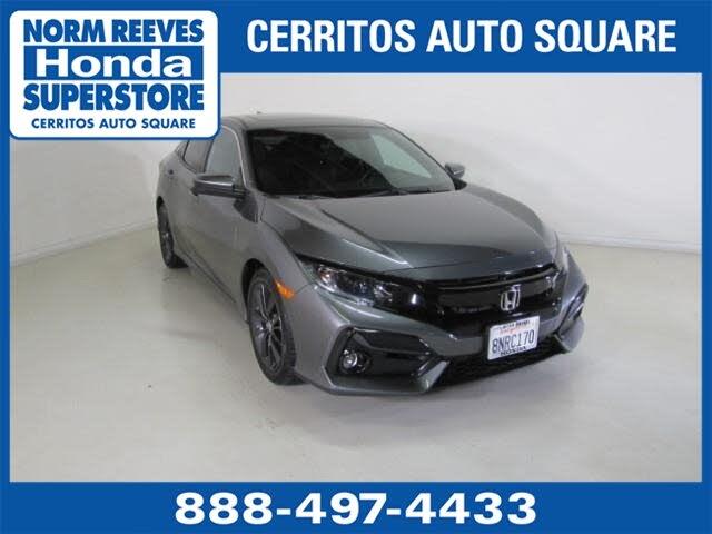 2020 Honda Civic Hatchback EX FWD