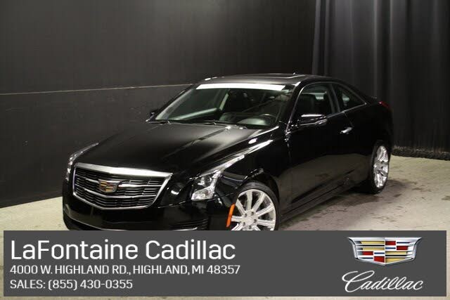 2018 Cadillac ATS Coupe 2.0T AWD