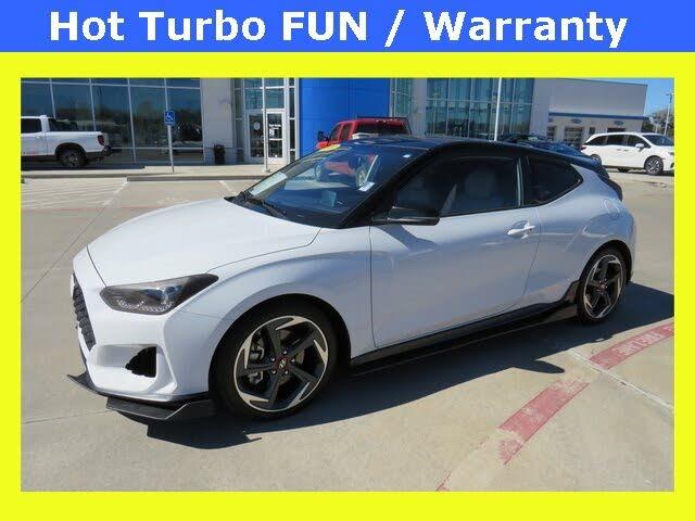 2019 Hyundai Veloster Turbo Ultimate FWD