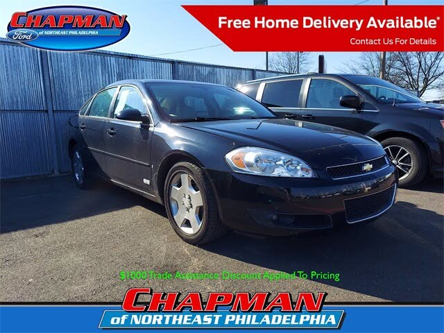 2007 Chevrolet Impala SS FWD