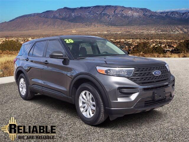 2020 Ford Explorer RWD