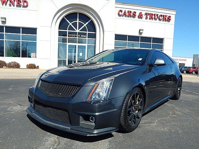 2014 Cadillac CTS-V Coupe RWD