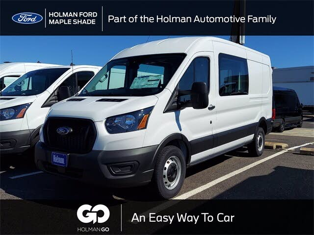 2021 Ford Transit Crew 350 Medium Roof RWD