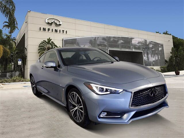 2020 INFINITI Q60 3.0t Luxe Coupe AWD