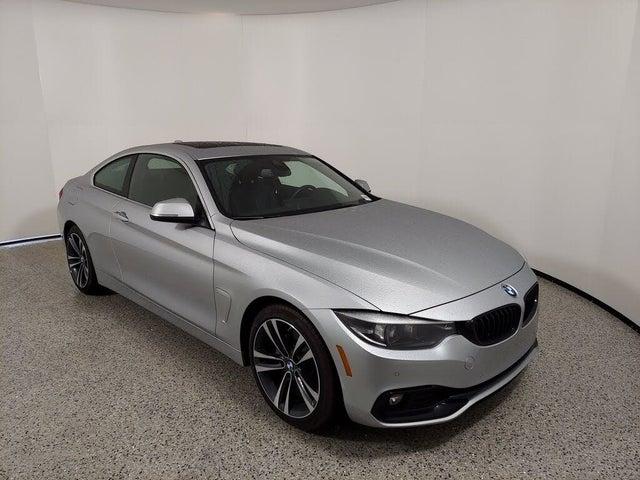 2020 BMW 4 Series 430i Coupe RWD