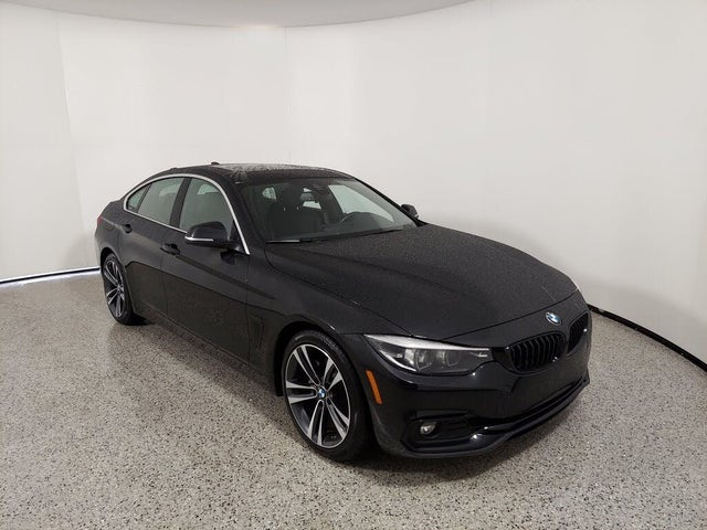 2020 BMW 4 Series 430i Gran Coupe RWD