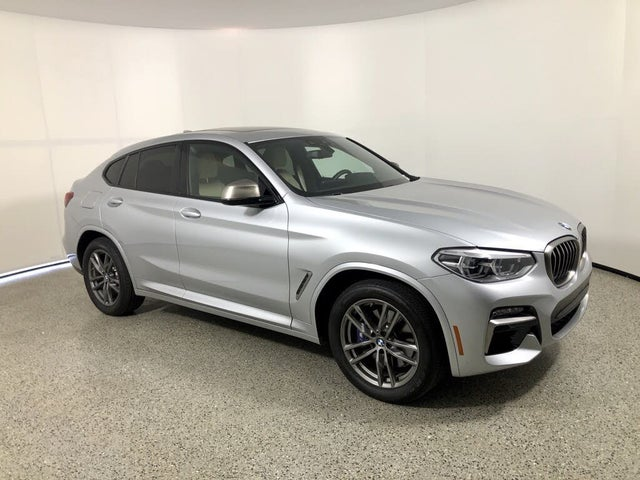2020 BMW X4 M40i AWD