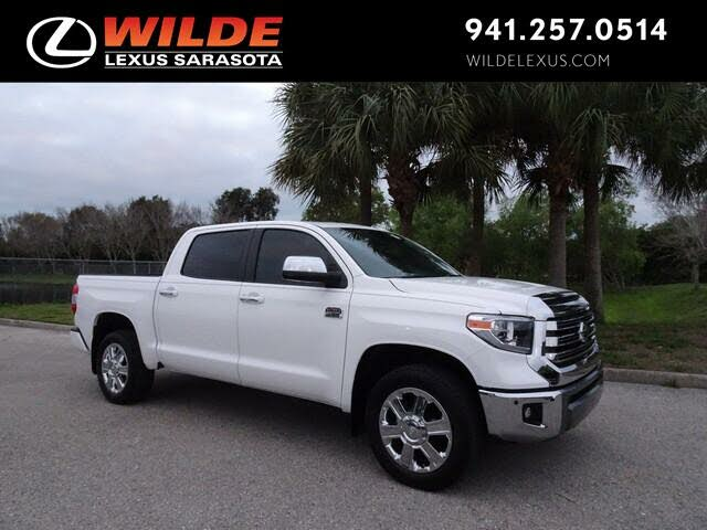 2020 Toyota Tundra 1794 Edition CrewMax 4WD
