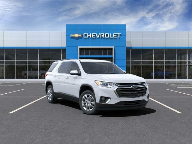 2021 Chevrolet Traverse LT Cloth AWD