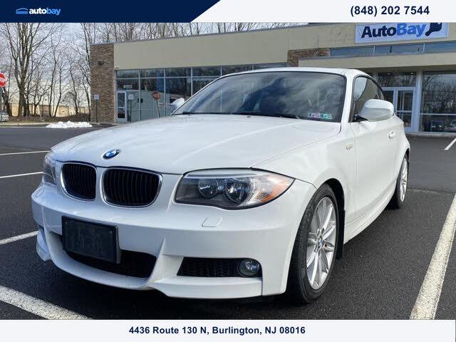 2012 BMW 1 Series 128i Coupe RWD