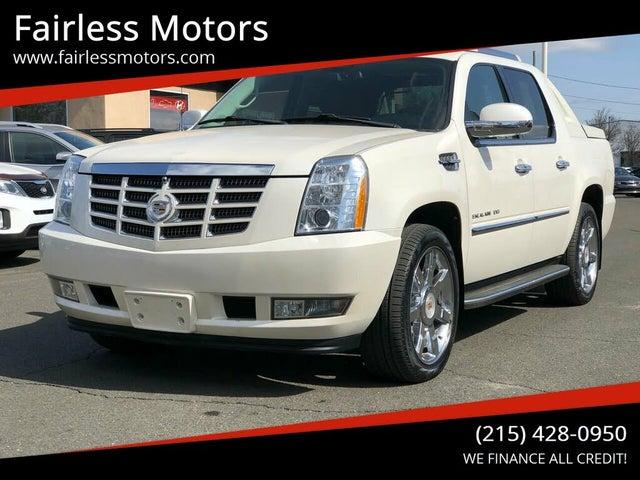 2012 Cadillac Escalade EXT Luxury 4WD
