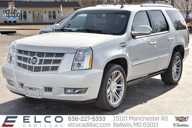 2014 Cadillac Escalade Premium 4WD