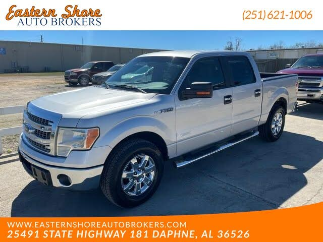 2013 Ford F-150 XLT SuperCrew