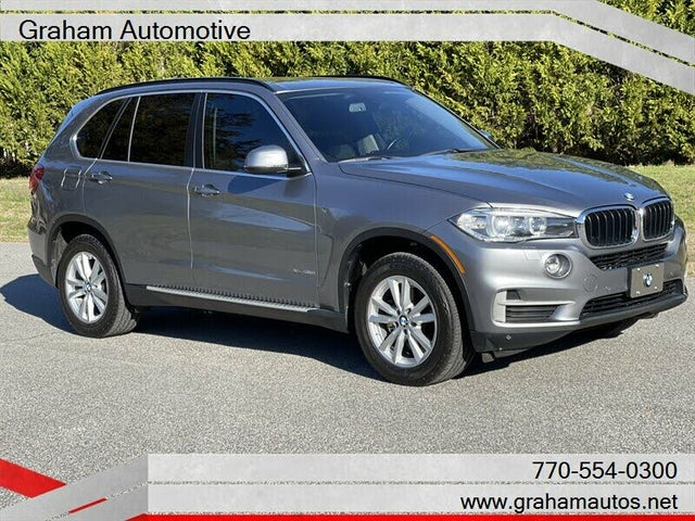 2015 BMW X5 xDrive35i AWD