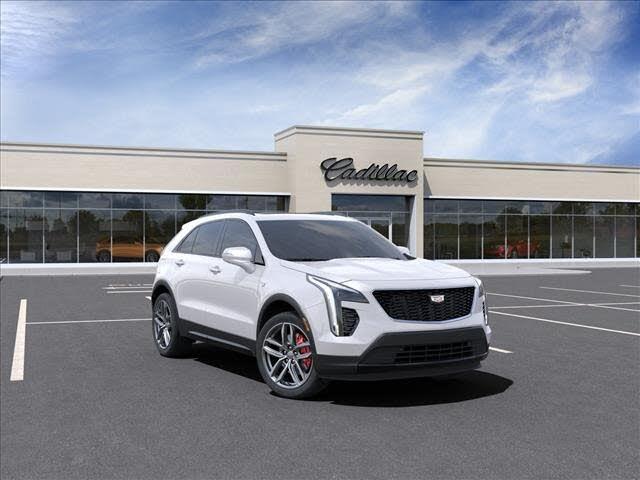 2021 Cadillac XT4 Sport FWD