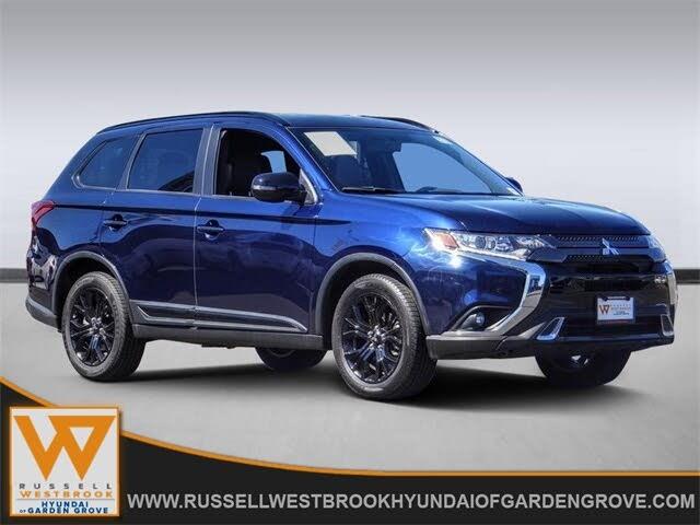2019 Mitsubishi Outlander LE FWD