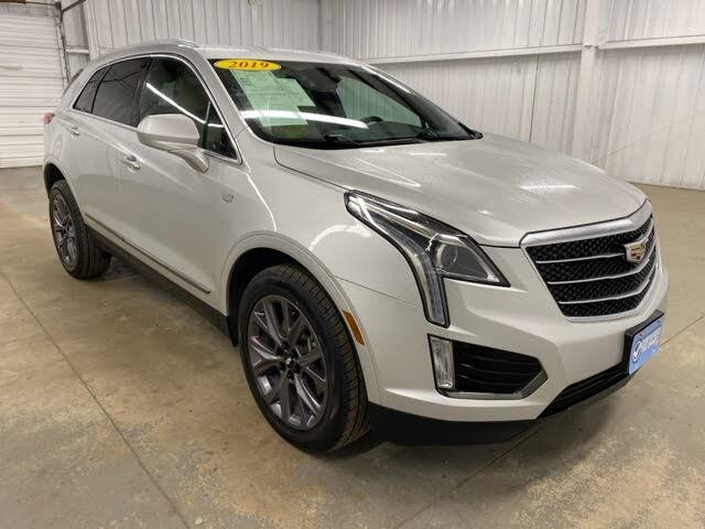 2019 Cadillac XT5 FWD