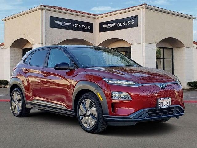 2020 Hyundai Kona Electric SEL FWD