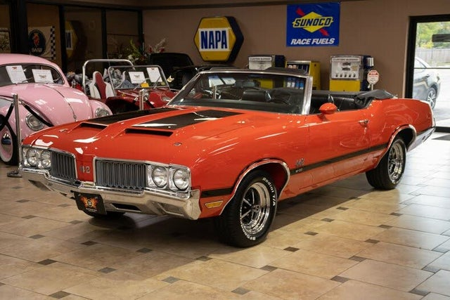 1970 Oldsmobile 442 W-30 Convertible FWD