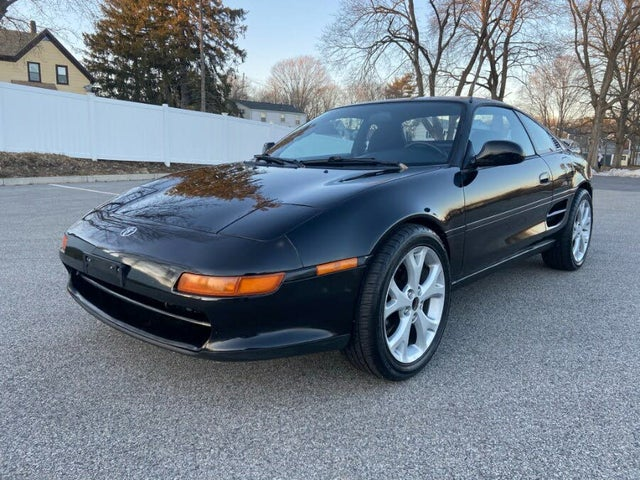 1991 Toyota MR2 2 Dr STD Coupe
