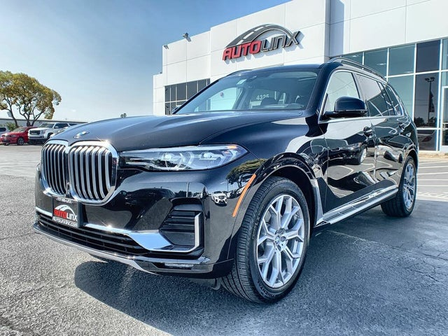 2020 BMW X7 xDrive40i AWD