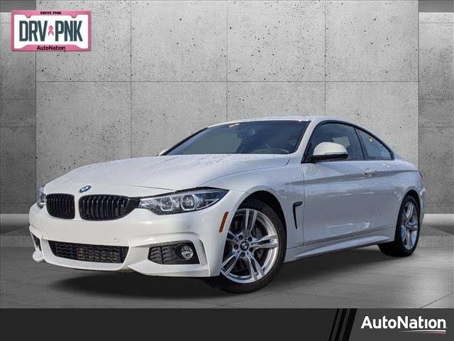 2019 BMW 4 Series 430i Coupe RWD