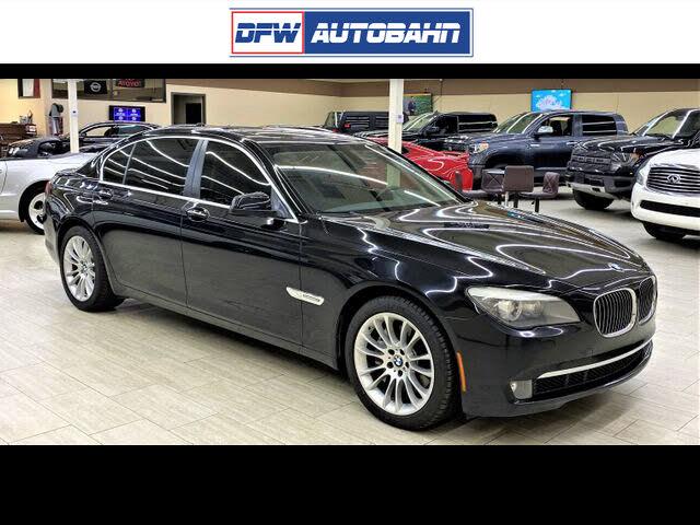 2012 BMW 7 Series 740Li RWD
