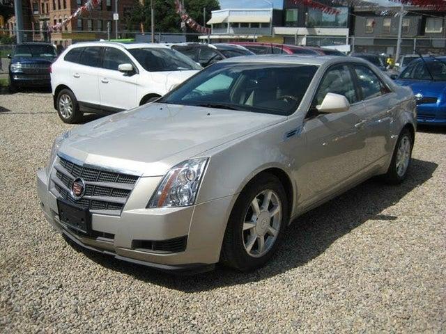 2008 Cadillac CTS 3.6L AWD